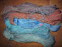 Шнуры плетеные полипропиленовые