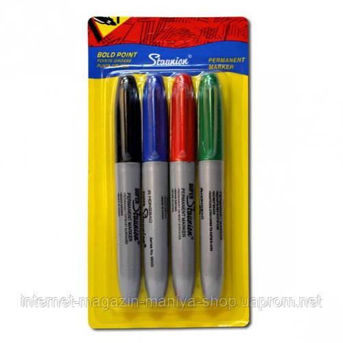Набор маркеров (для доски) 4 цвета