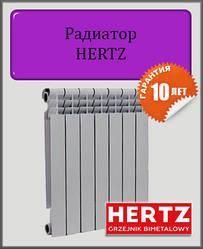 Биметаллический радиатор Hertz 500х80 Польша