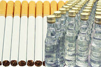 Лицензия на розничную торговлю табаком и алкоголем