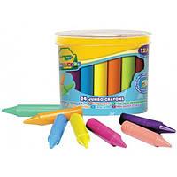 Crayola Набор Crayola Восковые мелки в бочонке, 24 шт. (0784)