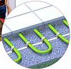 Кабель нагревательный одножильный E.Next  e.heat.cable.s.17.1100. 65м 1100Вт 230В