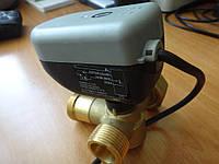 Трехходовой смесительный клапан с приводом SS2221 BNS, DN25, арт. 3400