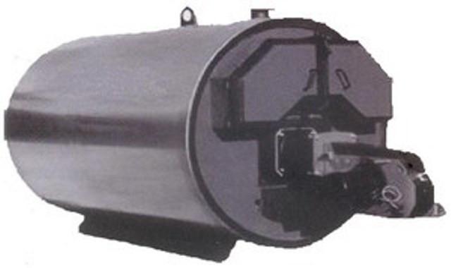 Промышленный котел отопления  длительного горения BRS Comfort 830 (БРС Комфорт 830) с автоматикой