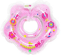 Круг для купания младенцев Baby Girl «Kinderenok «
