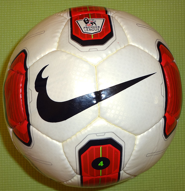 М'яч футбольний №4 n1420
