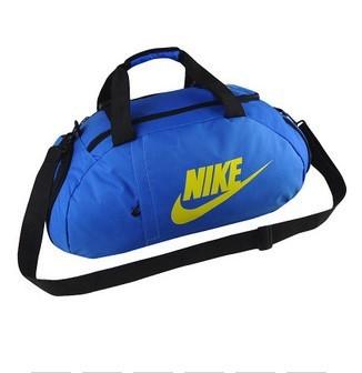 Спортивная сумка-рюкзак Nike синяя (реплика)