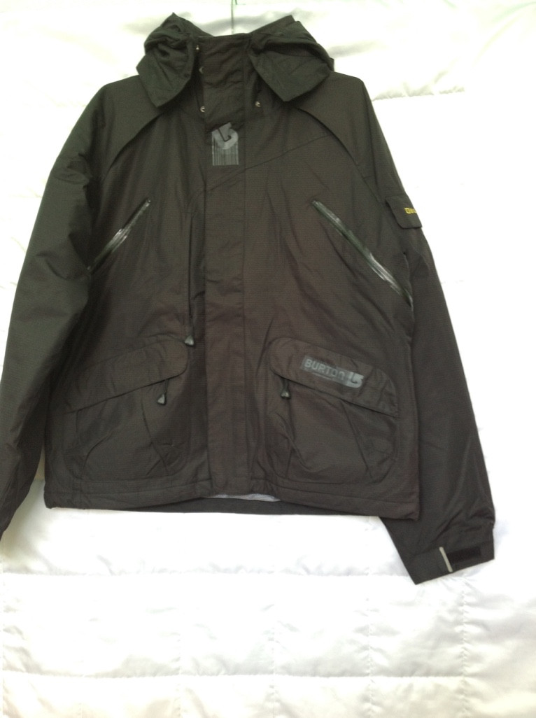 Мужская термо-куртка Burton Snowboards. Размер L.
