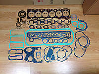 Комплект прокладок двигателя к погрузчикам Hitachi LX110, LX145E, LX170E Isuzu 6BG1T