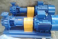 К150-125-315 насос консольный