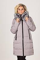 Парка куртка женская с мехом T.Y Camille №511