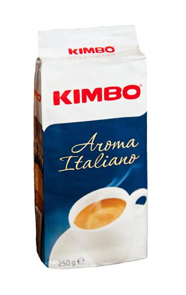 Кофе молотый из Италии Kimbo Aroma Italiano 250 г. - Продукты из Италии - интернет магазин «Market IT» в Львове
