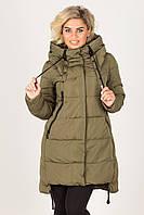 Куртка  парка женская,зимняя T.Y Camille №517, фото 1