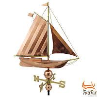 Флюгер в виде корабля Sea Club