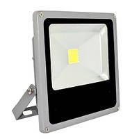Светодиодный прожектор SMD Feron 4959 LL-420 40LEDS 20W белый 6400K 230V (163*150*62mm) Черный IP 65