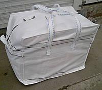 Сумка хозяйственная белая  105 х 60 х 40 см
