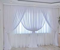 Тюль готовая Невеста