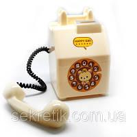 """Копилка """"Телефон"""" (бежевый), фото 1"""