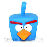 Копилка Angry Birds space голубая, фото 1