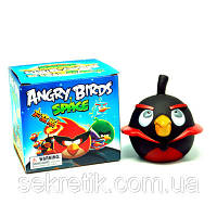 Копилка Angry Birds space черная, фото 1