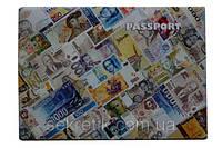 """Обложка для паспорта """"Деньги"""""""