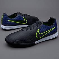 bc0f6a8f Футзалки Nike MagistaX FINALE IC INDIGO 807568-008 Найк Магиста (Оригинал),  фото