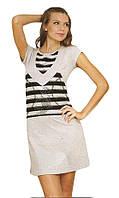 Хлопковое женское платье