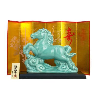Лошадь «Приносящая счастье и удачу»