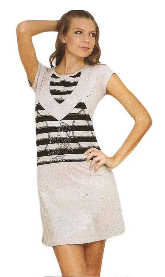 Хлопковое женское платье купить в Украине