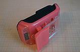 Универсальное цифровое зарядное устройство с индикатором зарядки, фото 4