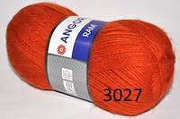 YarnArt Angora Ram - 3027 рыжий