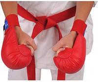 Europaw Накладки ( перчатки ) красные