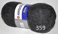 YarnArt Angora Ram - 359 темно серый