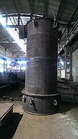 Металлоконструкция емкости