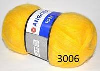 YarnArt Angora Ram - 3006 желтый
