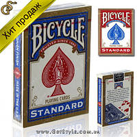 """Игральные карты """"Bicycle"""" - (Производитель: США)., фото 1"""