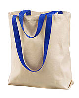 Сумка Liberty Bags Marianne Cotton Canvas Tote Natural - Royal