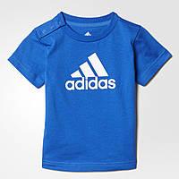 Детская футболка для малышей Adidas (Артикул: AY6009)