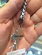Мужской серебряный большой крест с распятием, золотом и чернением - Серебряный крестик, фото 8