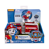 Маршал Paw Patrol Marshall's Fire Fightin' Truck/Rescue Marshall (works with Paw Patroller)(Packaging Title V
