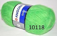 YarnArt Angora Ram - 10118 салатовый