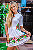 Цветочное платье | Sweet sk, фото 5