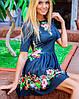 Цветочное платье | Sweet sk, фото 4