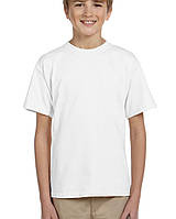 Футболка Gildan® Ultra Cotton® Youth Tee White