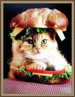 Репродукция картины Бутерброд