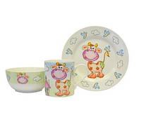 Набор детской посуды KERAMIA Коровка 21-272-042