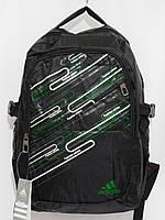 Рюкзак adidas бумеранг зеленый, фото 1