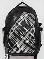 Рюкзак adidas клетка белый