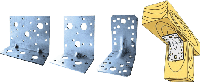 Уголок усиленный KPW-1 70х70х55х2,0