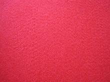 Фетр натуральный цветной(красный)